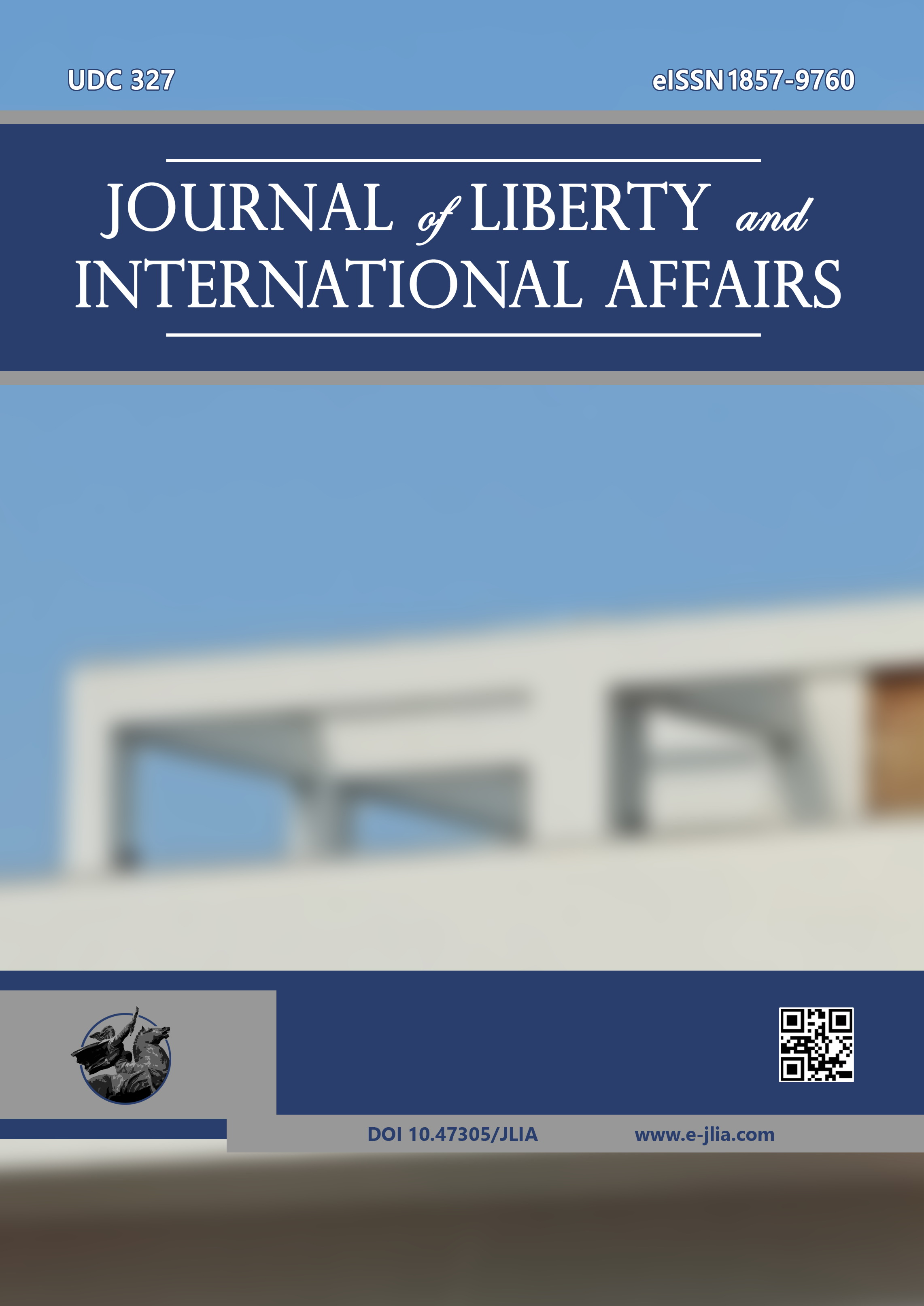 Vol. 7 No. 3 (2021): Journal of Liberty and International Affairs